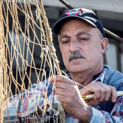 Pescatori e reti